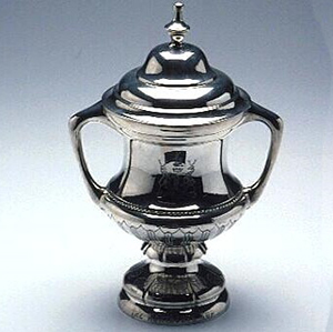 Northcote Cup Yachting Trophy. ANMM Collection 00031720. Maker: W Kerr and Sons.