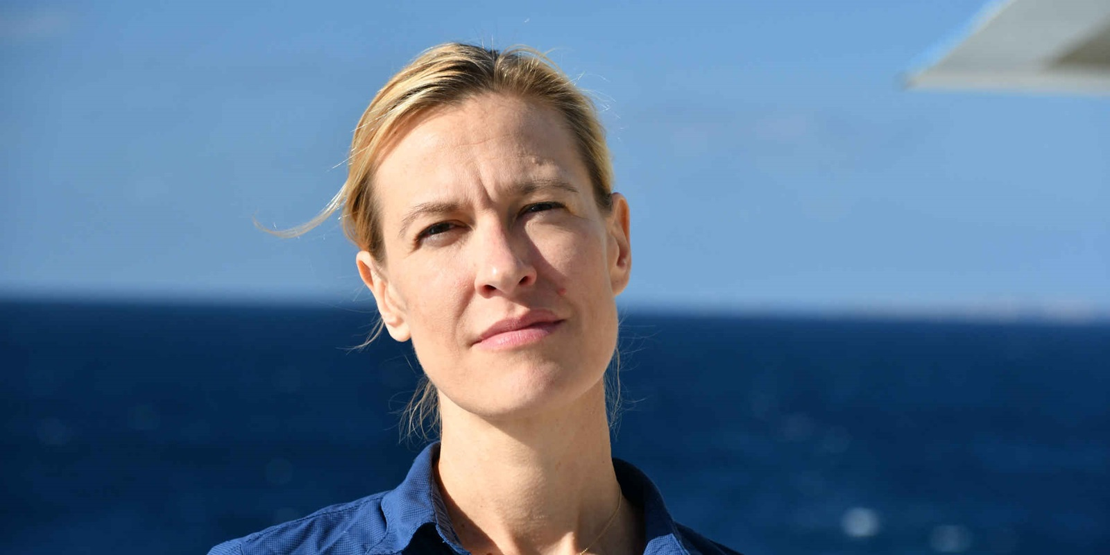 Curator of Ocean Science and Technology at the Australian National Maritime Museum – Emily Jateff