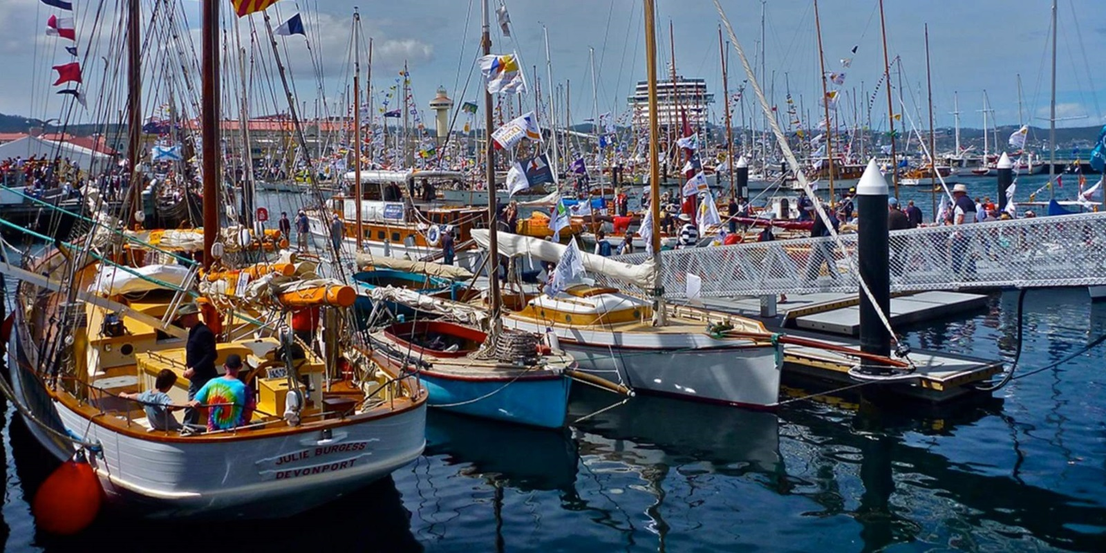 Ready For Australian Wooden Boat Festival 2017 Australian National