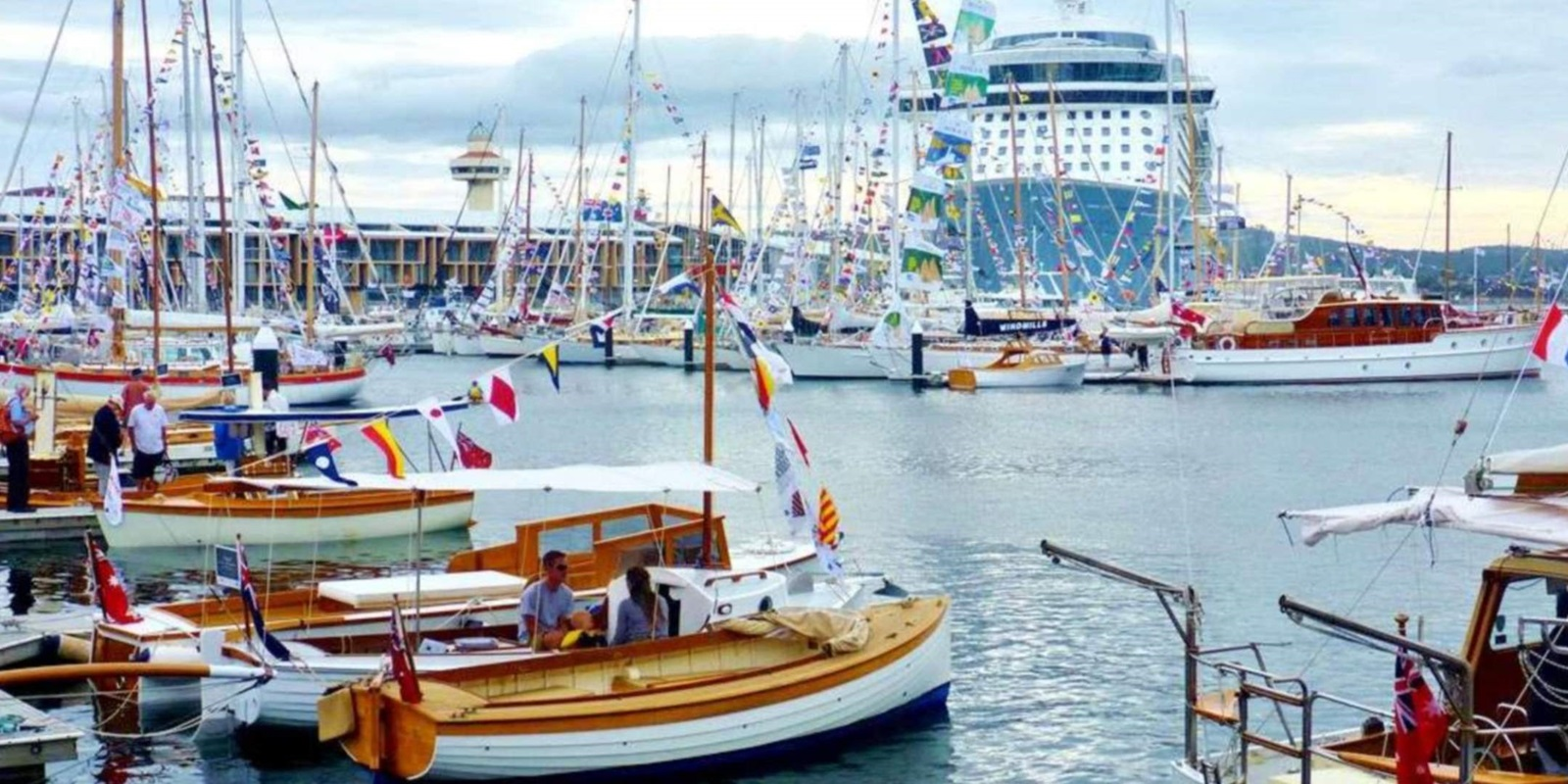 Terrific Times In Tasmania At The Australian Wooden Boat Festival