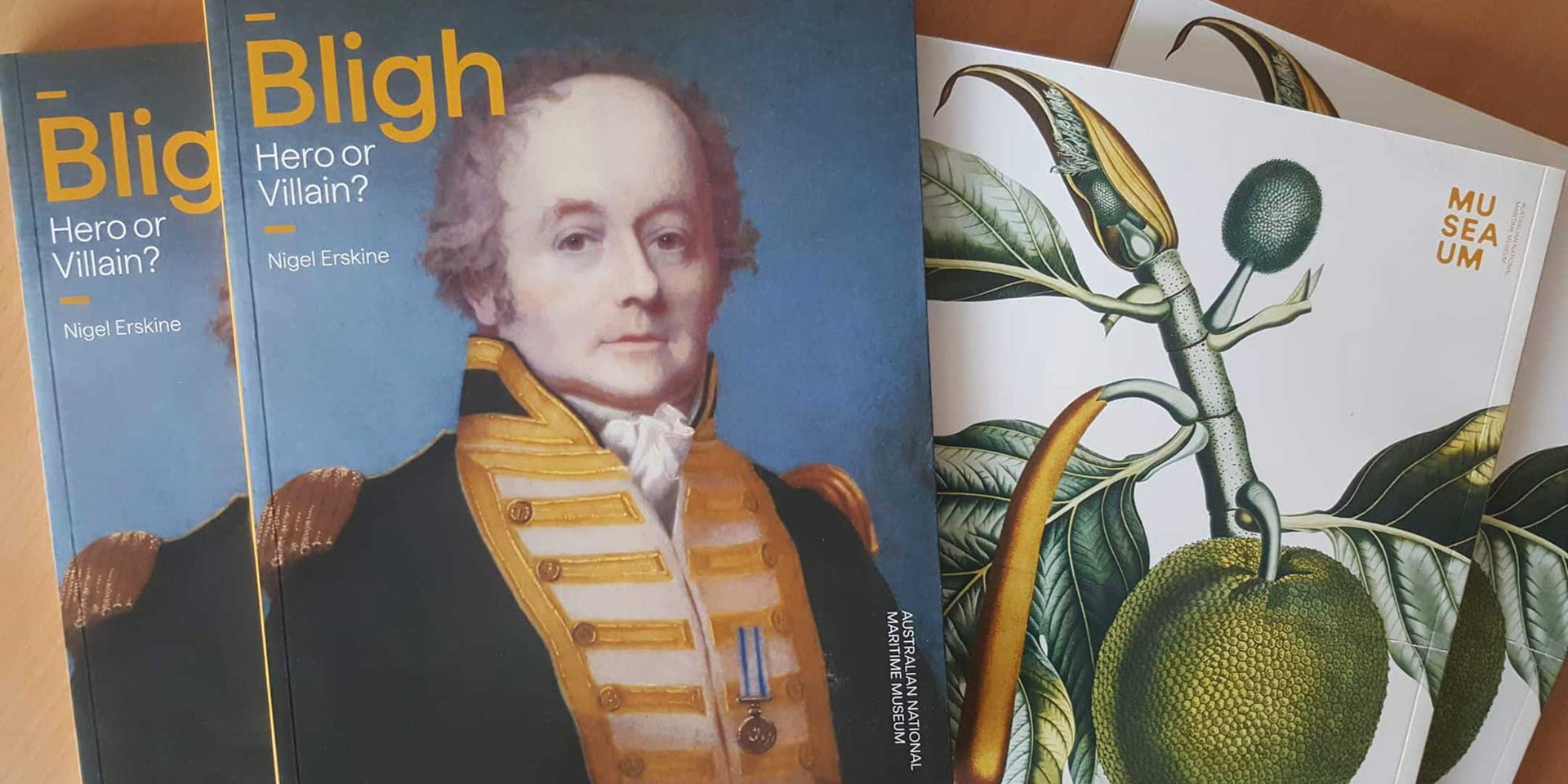 Bligh: Hero or Villain catalogue