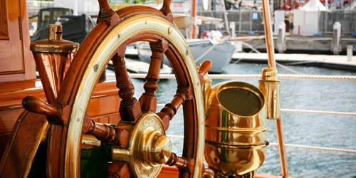 SY Ena is one of the finest Edwardian steam yachts in the world