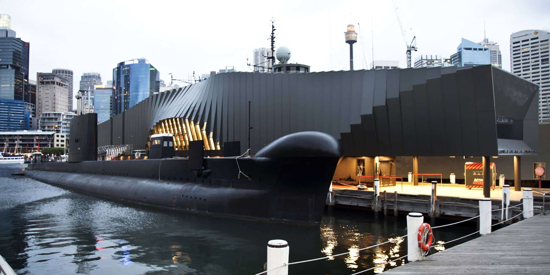 HMAS Onslow - Australian National Maritime Museum