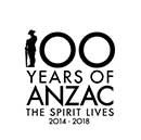 100 Years of ANZAC The Spirit Lives 2014-2018