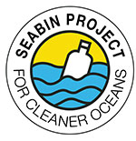 SeaBin Project. For Cleaner Oceans Logo