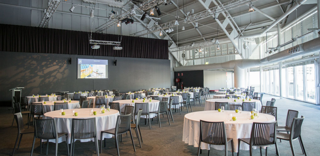 The Lighthouse Gallery's expansive museum-style interior provides an awe-inspiring space to host your next event