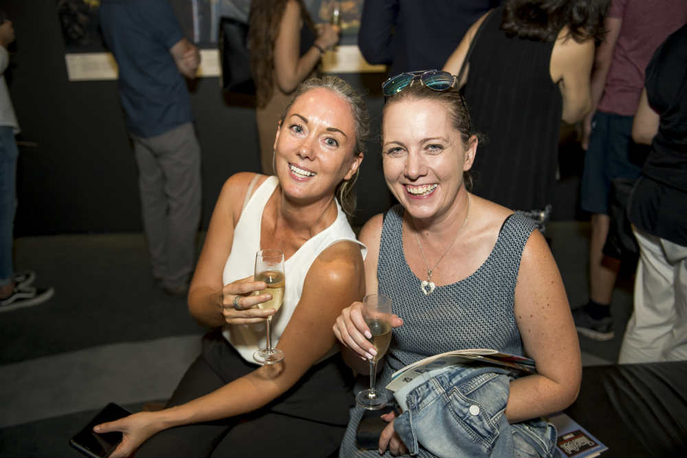 Wildlife Photographer of the Year 2019 Time Out Magazine launch event, catering by Laissez-Faire