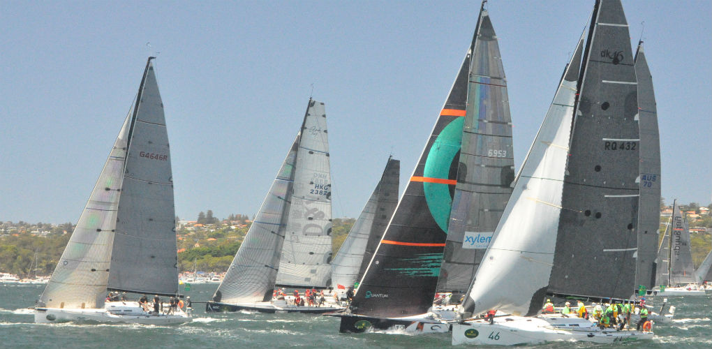 Member's Boxing Day Cruise 2016, Sydney-Hobart Yacht Race.