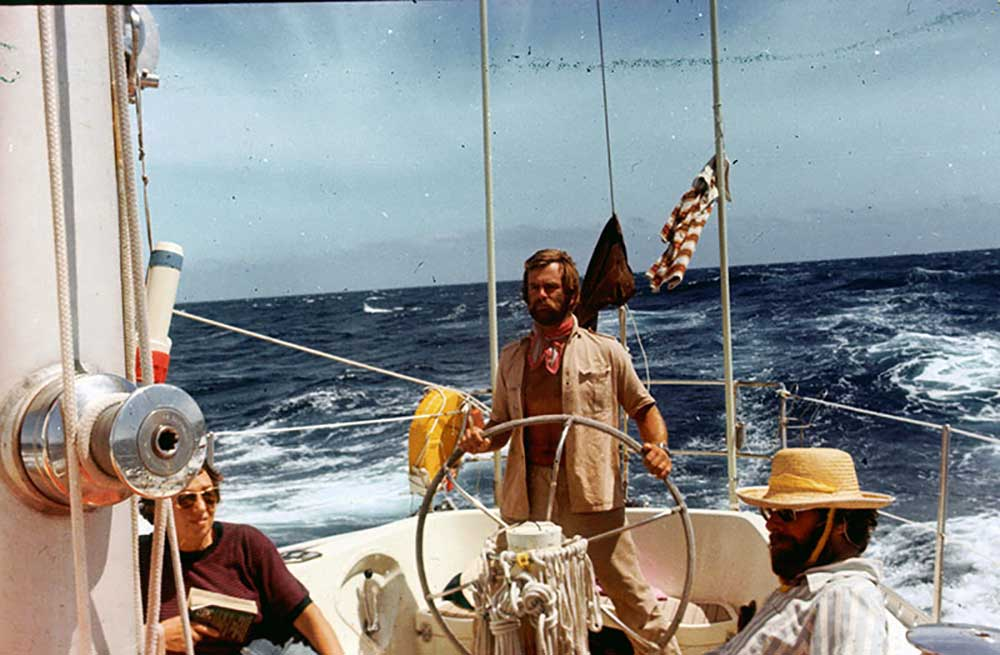 Ocean Films: The Weekend Sailor
