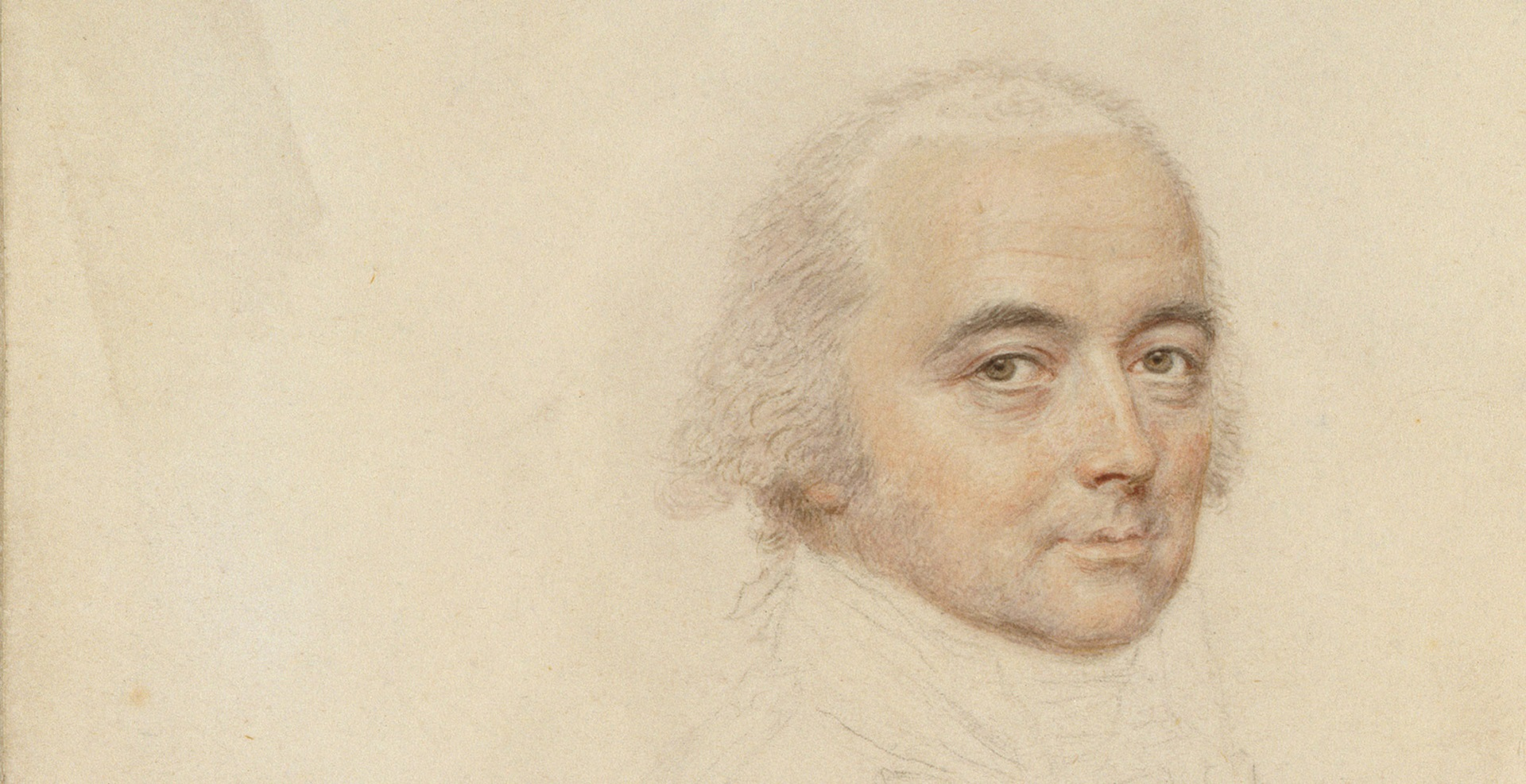William Bligh, By John Smart, 1803, Pencil and watercolour, © National Portrait Gallery, London