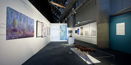 East Coast Encounters Exhibition Photo