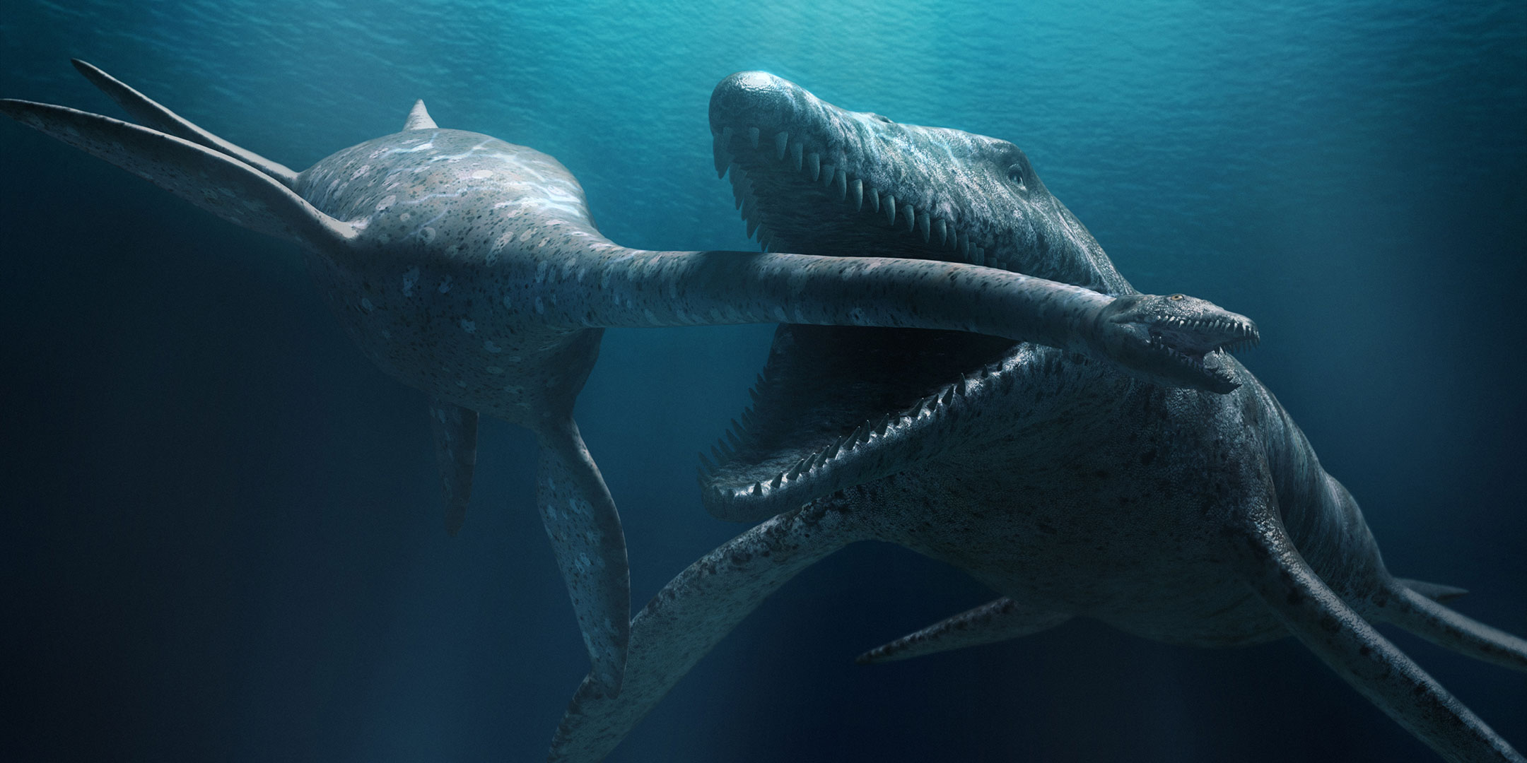 Totally Terrifying Prehistoric Sea Monsters - Neatorama |Scariest Prehistoric Sea Creatures