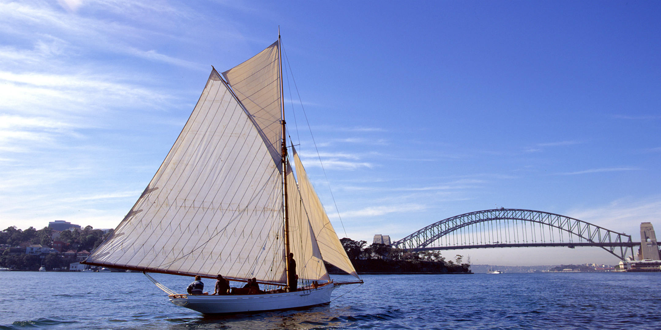 AKARANA on Sydney Harbour
